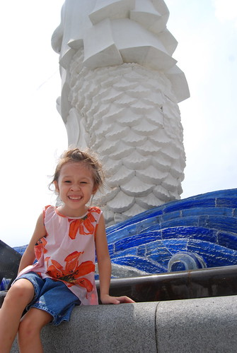 Grace Merlion