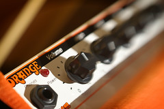 Orange Knobs