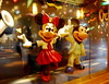 Mickey & Minnie on the Disney Wonder