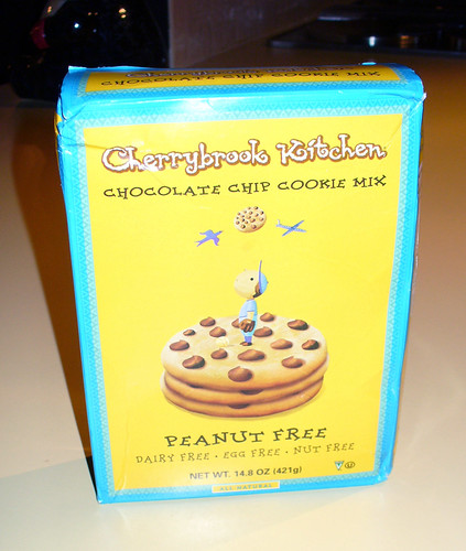 cherrybrook kitchen nook seating product review cookie mix vegan daemon 2008 12 cookies 0003