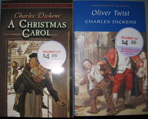 Two Dickens Classics, same price