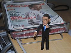 Obama and Alberta Venture meet on Ken Bautista...
