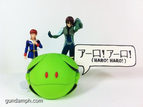 Funny Gundam Pilot Figures (4)