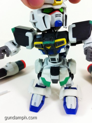 Gundam DformationS Blast Impulse Figure Review (8)