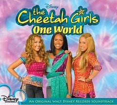 The Cheetah Girls: One World Soundtrack Cover by DBLJDesign