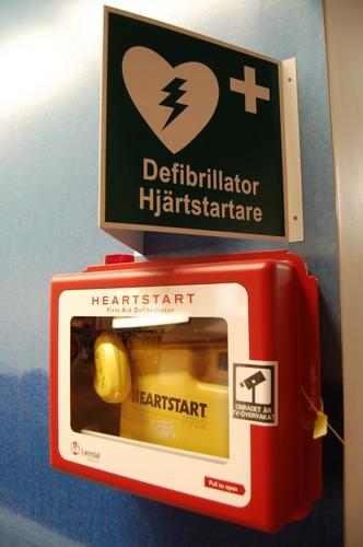Defibriliator