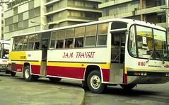 J.A.M Transit Nissan DVC-289 (fleet Nos 8180 a...