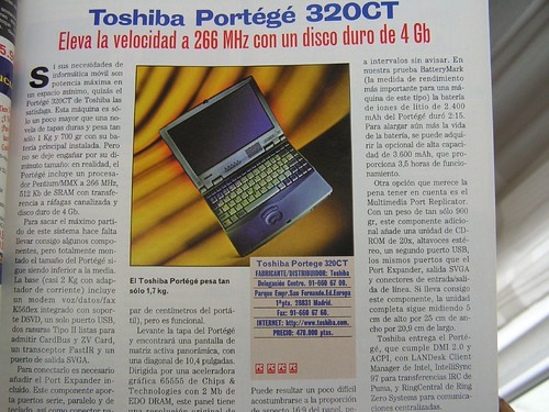 Portátil 98