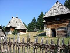 """""""Old Village"""", Sirogojno"""