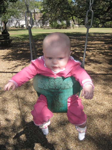 Avery Swinging