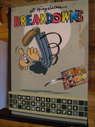 breakdowns art spiegelman
