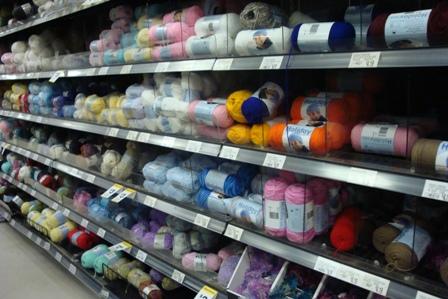 K-Mart - Yarn