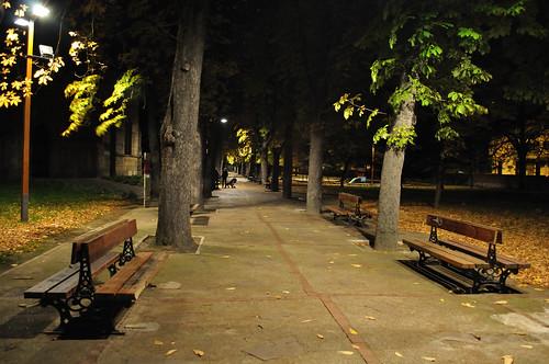 Vista parcial del parque