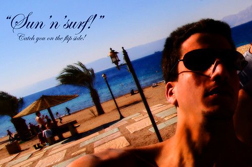 Sun'n'surf!