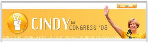 Cindy Sheehan for Congress