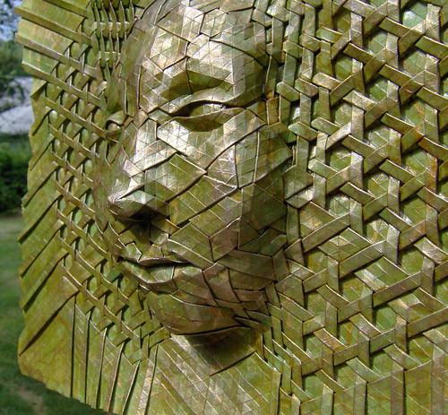 Sculptur n h rtie origami func ional - Origami suspensie ...