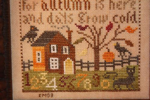 Autumn Leaves Details