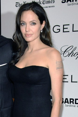 Angelina is so gorgeus