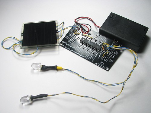 Led Circuits And Projects Blog Led Light Circuit