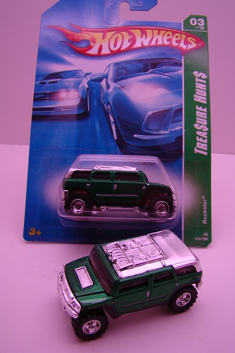 hot wheel treasure hunts