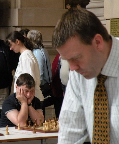 Chess at Kelvingrove
