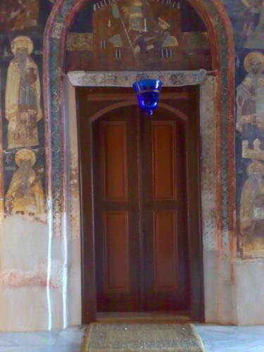 Katholikon - Xenophontos Monastery