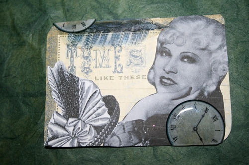 Times Like These ATC-traded to Quay Bell