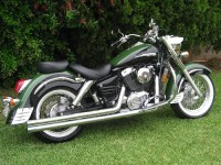 Exhaust ?s for a spirit 1100 - Honda Shadow Forums ...