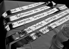 DSC04059 Six-Word Memoir banners