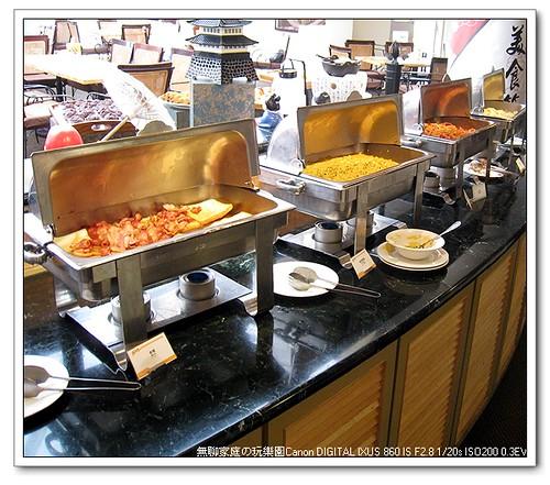 《食記》雲林-劍湖山王子大飯店-蔚藍西餐廳自助早餐 @ 無聊家庭の玩樂園 :: 痞客邦