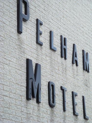 pelham motel