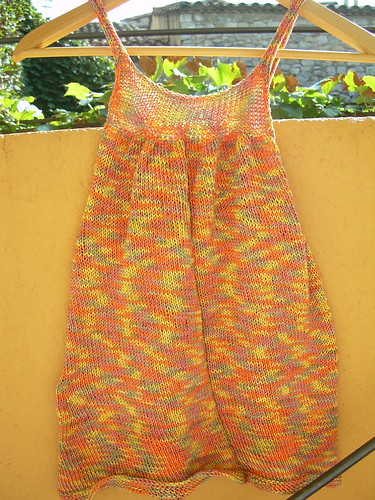 Sunny Frock Camisole