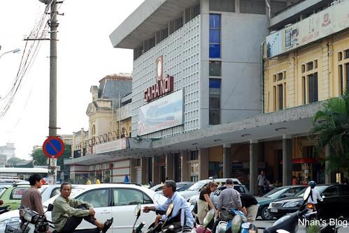 Haoi Railway station
