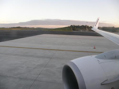 In volo verso Santiago de Compostela