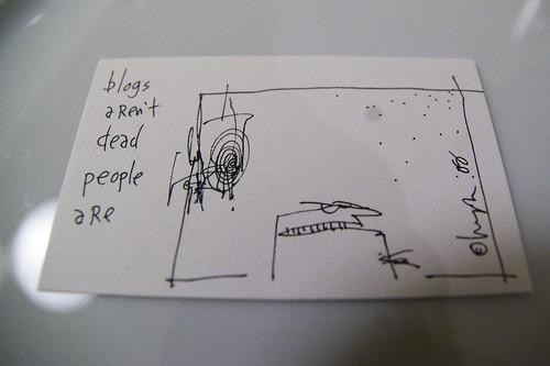 Hugh MacLeod cartoon