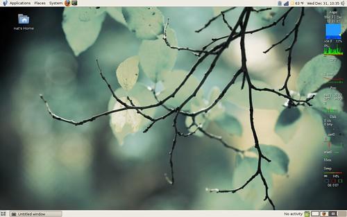 linux ubuntu lenovo x200 (Photo: Nat W on Flickr)
