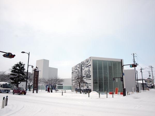 2008年1月 十和田市現代美術館 1