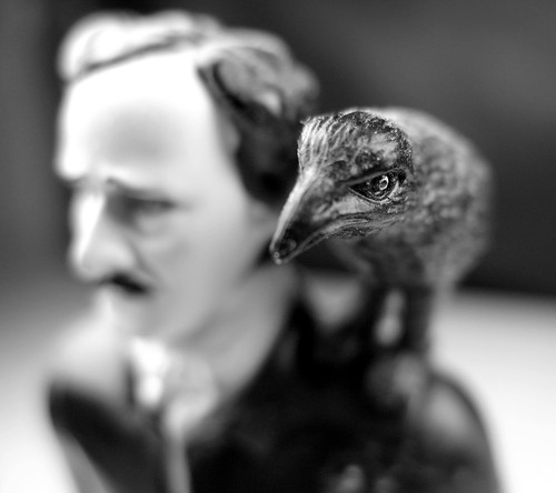 Nevermore: Even Poe would have struggled to write a collaborative press release.