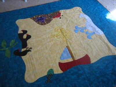 Badoufa quilt