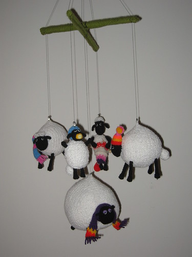 Shaun the Sheep mobile