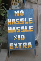 Hassle 10% Extra