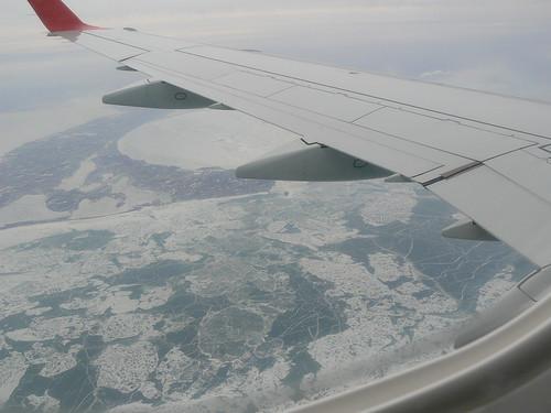 Michigan - Frozen Water