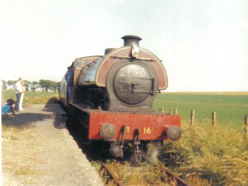 Lochty Private Railway, 1986