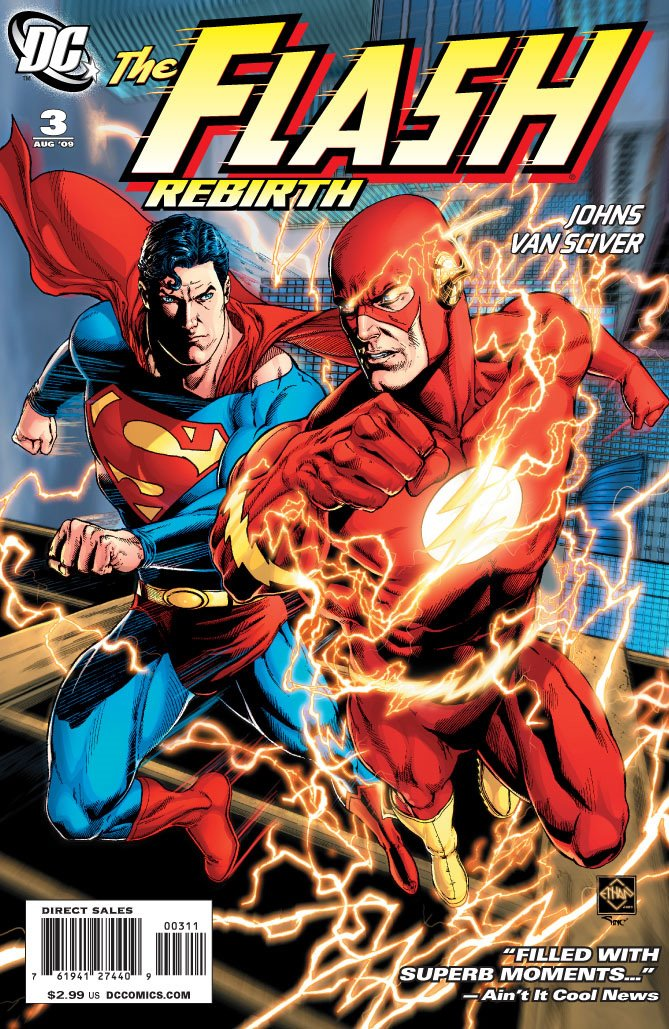 The Flash Rebirth 3