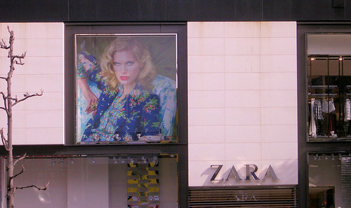 Zara en Hiroshima