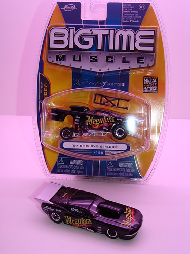 Jada Toys Ford GT500 Dragster