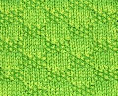 Seed Block Stitch, bk. 1, pg. 20