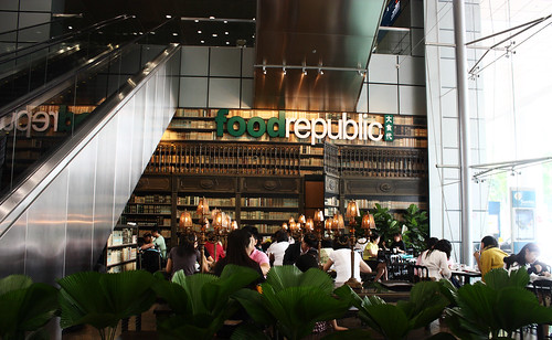 Food Republic @ Suntec