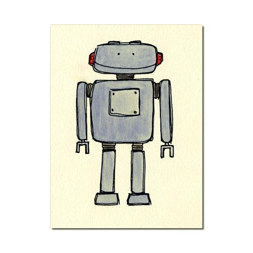 robot cousin