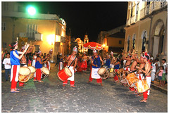 Dia Estadual do Maracatu em 2009. Foto: Passarinho/Pref.Olinda
